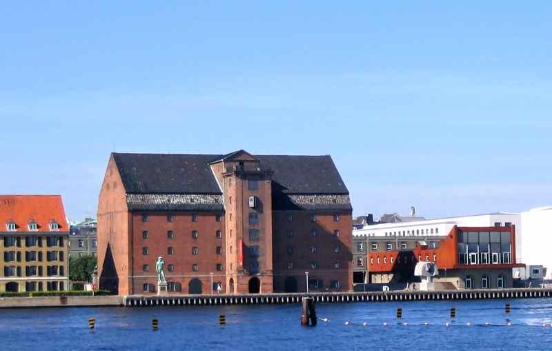 p plads indre københavn